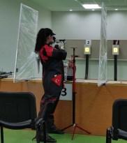 Erzincanlı sporcu gençler havalı ve ateşli silahlar seçmelerinde Türkiye ikincisi oldu
