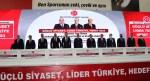 """MHP Genel Başkan Yardımcısı Aydın: """"Millet İttifakı HDP ile birlikte ve şuan gizli birlikteliği paparazzi programlarına benzetiyorum"""""""