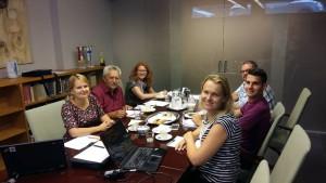 Board meeting Finno-Ugric Capital of Culture_08052016