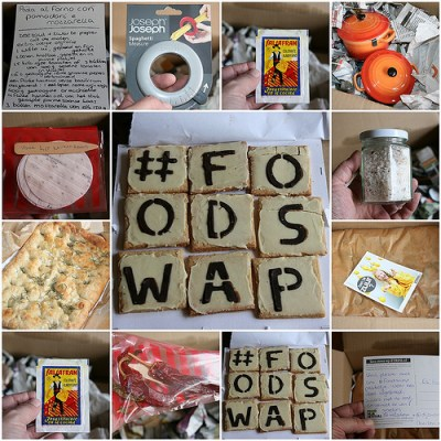 Update Foodswap
