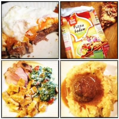 Wat aten wij in week 34