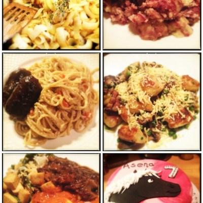 Wat aten wij week 5