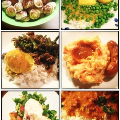 Wat aten wij week 7