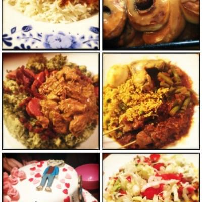 Wat aten wij week 8