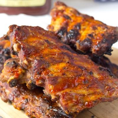 Zelf gerookte BBQ spareribs maken recept