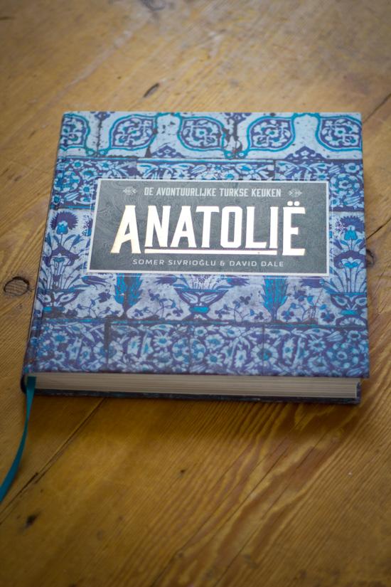 Kookboek Anatolië