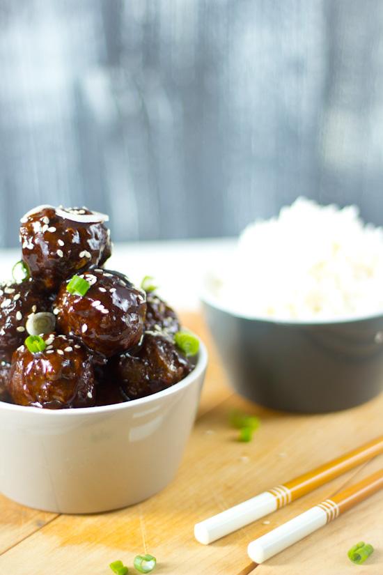 Recept gehaktballetjes in soyasaus