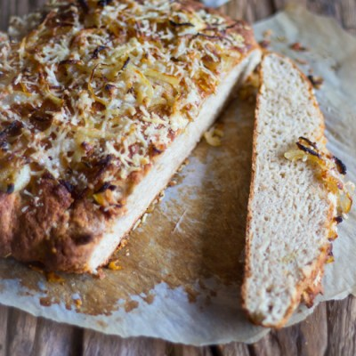 Recept snel brood met baksoda