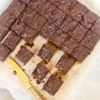 Chocolade brownie recept
