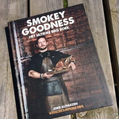 Kookboek Smokey Goodness