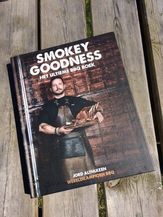 Kookboek Smokey Goodness