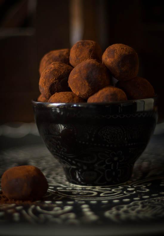 Baileys brownies truffel recept zelf maken
