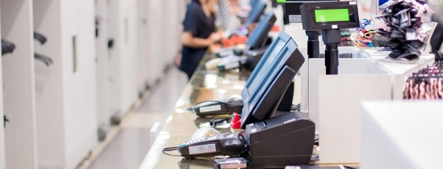 Kassensysteme Discount Markt mit Kassensoftware