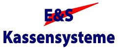 Kassensoftware, Kassensysteme, logo e+s