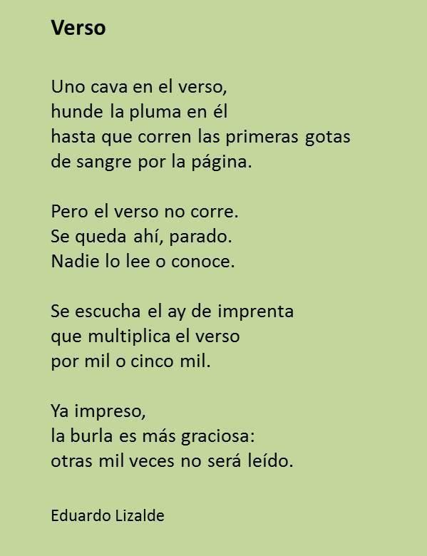 Poemas 4 Estrofas 4 Y Rimas De Versos De