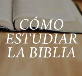 Cómo Estudiar La Biblia Clase 5 Géneros Bíblicos
