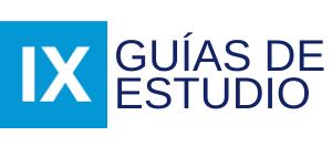 GUÍAS DE ESTUDIO