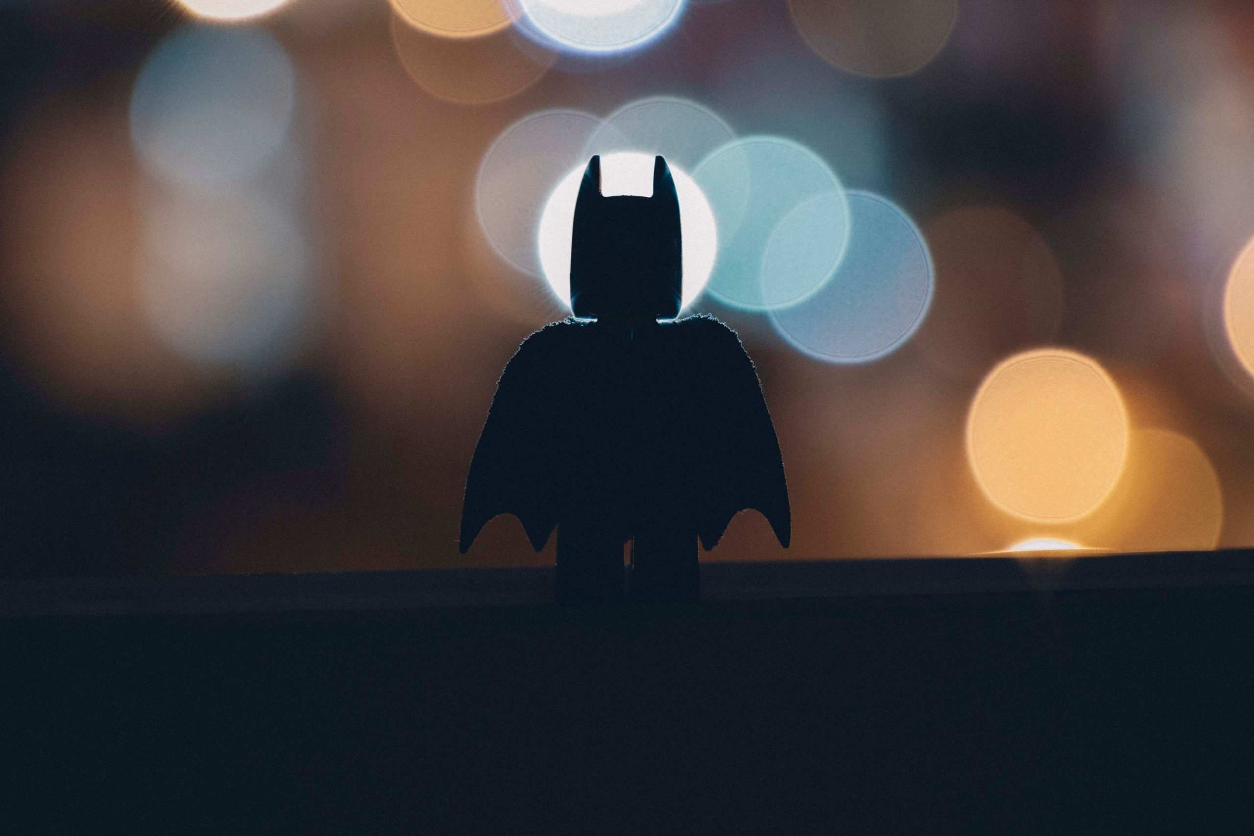 Sé como Batman: Guarda el Evangelio