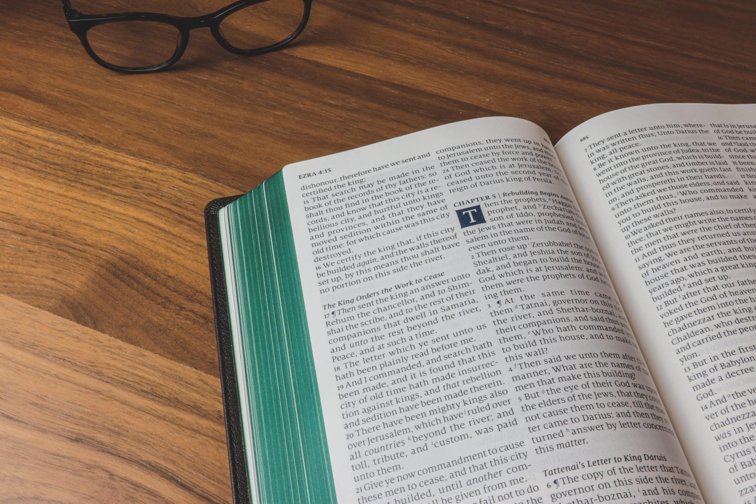 Cuatro Razones por Las Que Debes Predicar Esdras