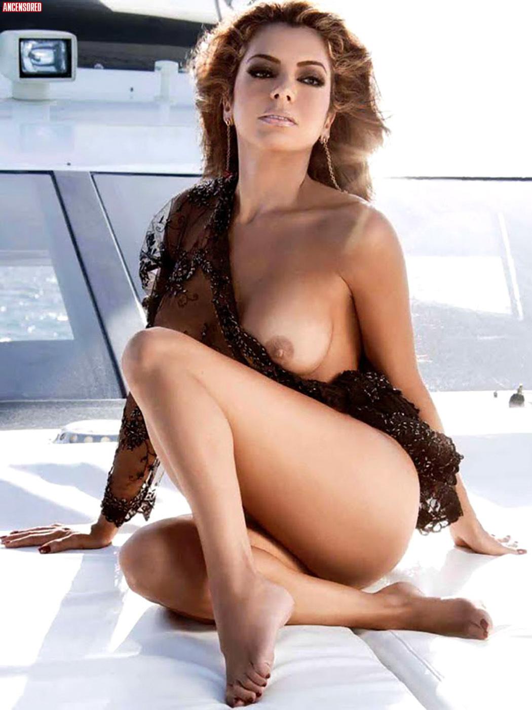 Paola Durante  nackt
