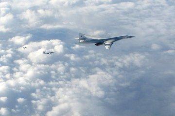 Tu -160 bombarderos estratégicos rusos