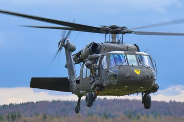 UH 60 Black Hawk US Army