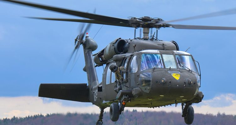 UH 60 Black Hawk US Army