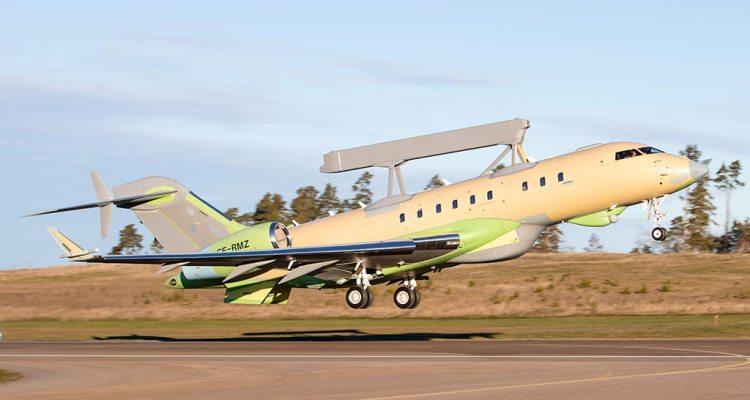 Saab GlobalEye AEW&C