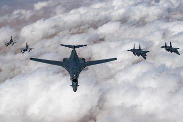 US JADEX ejercicio conjunto de Defensa Aérea 19-01