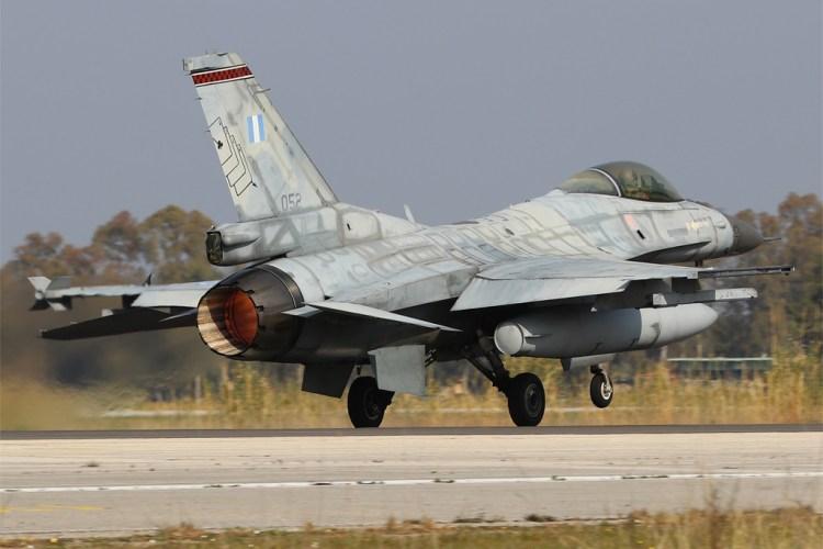 Fuerza Aérea Helénica F-16C