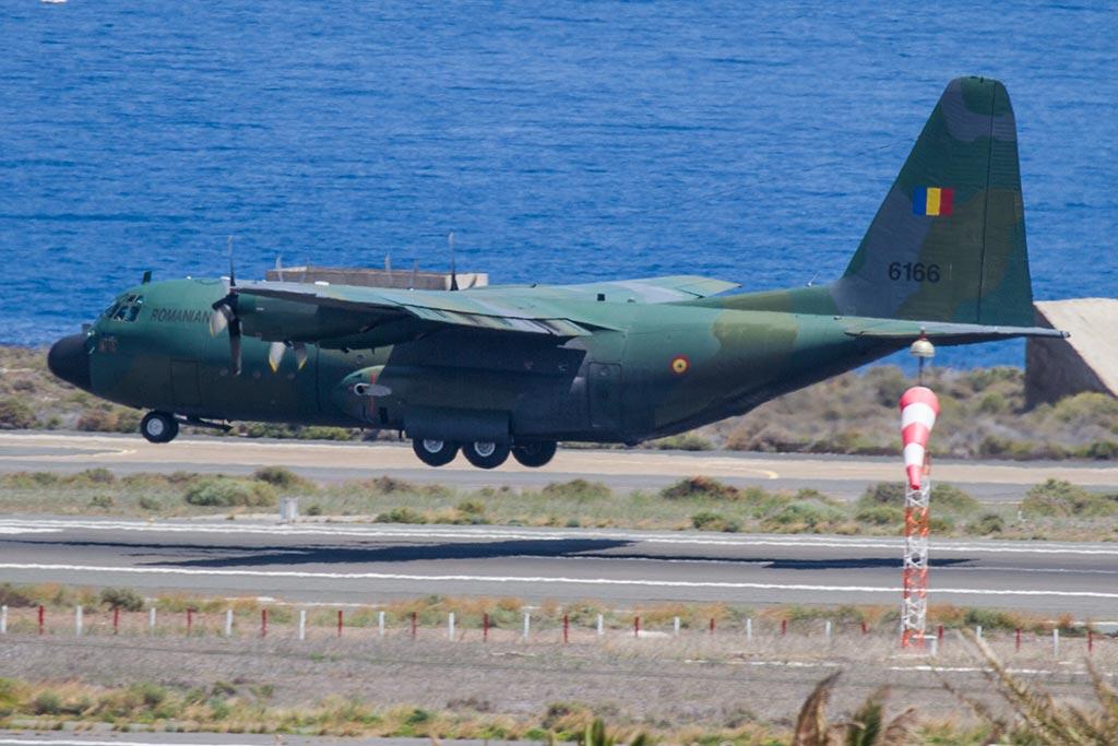 C-130H Fuerzas Armadas de Rumanía