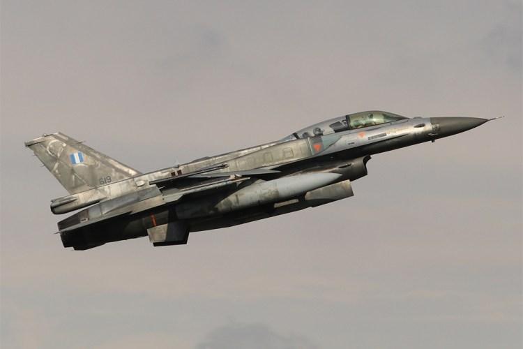 Fuerza Aérea Helénica F-16D