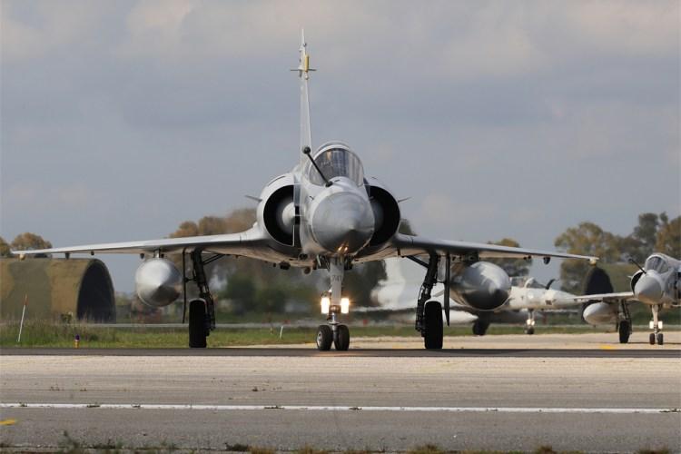 Fuerza Aérea Helénica Mirage 2000