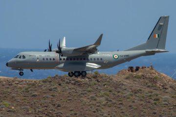 Airbus C295 Armée de l'Air de Costa de Marfil