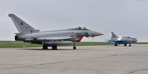 Fuerza Aerea Italiana Eurofighter