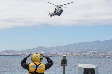 ejercicio Marsec 2019 armada espanola