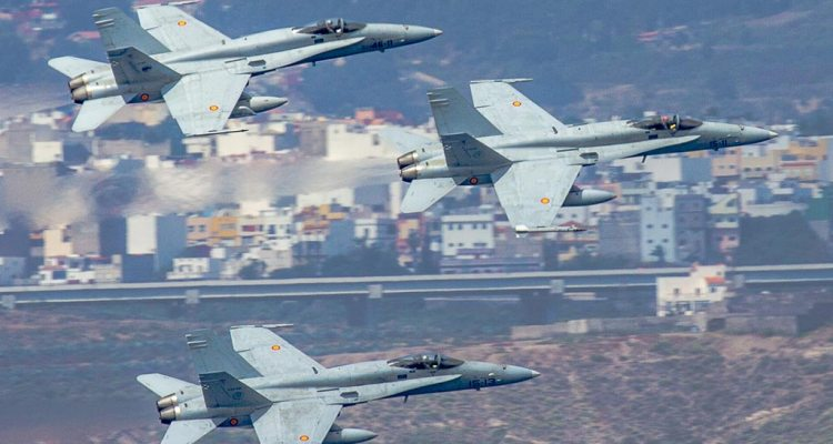 España: día de las Fuerzas Armadas 2019