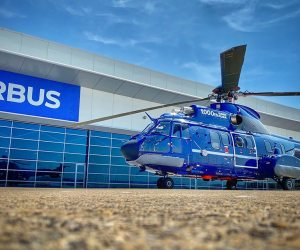 Airbus H215 German Federal Police Airbus Helicopters