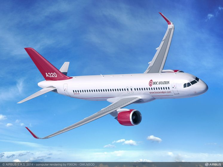 BOC Aviation Limited orders A320neo