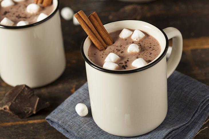 14 datos sobre chocolate