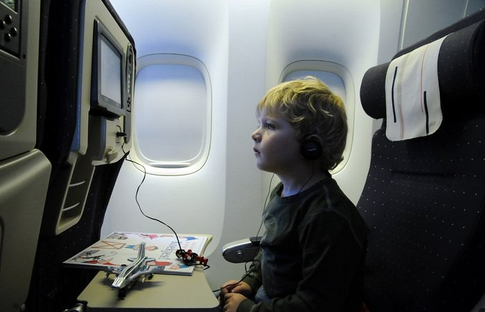 Lugar Más Sucio En Un Avión
