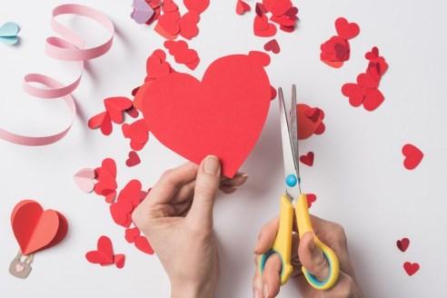 Tradiciones día de San Valentín Sudráfica