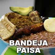 Bandeja Paisa
