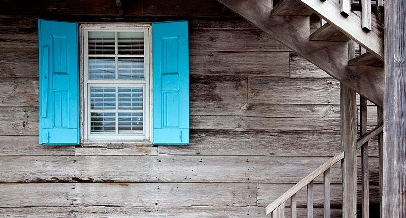 La casa de tus sueños la imaginas como...