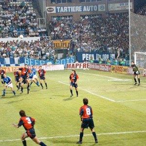 Marcó 1 gol al Génova