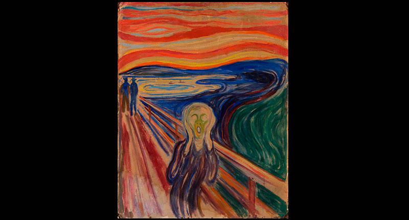 Esta famosa pintura es reconocida con el nombre de...