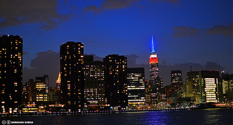 Este icónico edificio en Nueva York es...