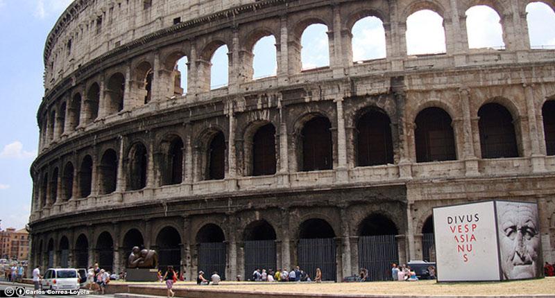 Este anfiteatro se encuentra en Italia...