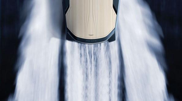 Aston Martin AM37 estela