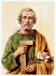 José Obrero, Santo
